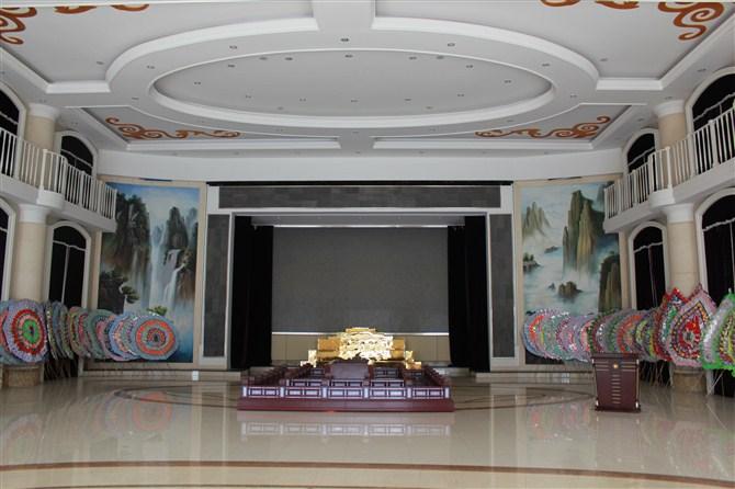 武昌殡仪馆--豪华告别厅